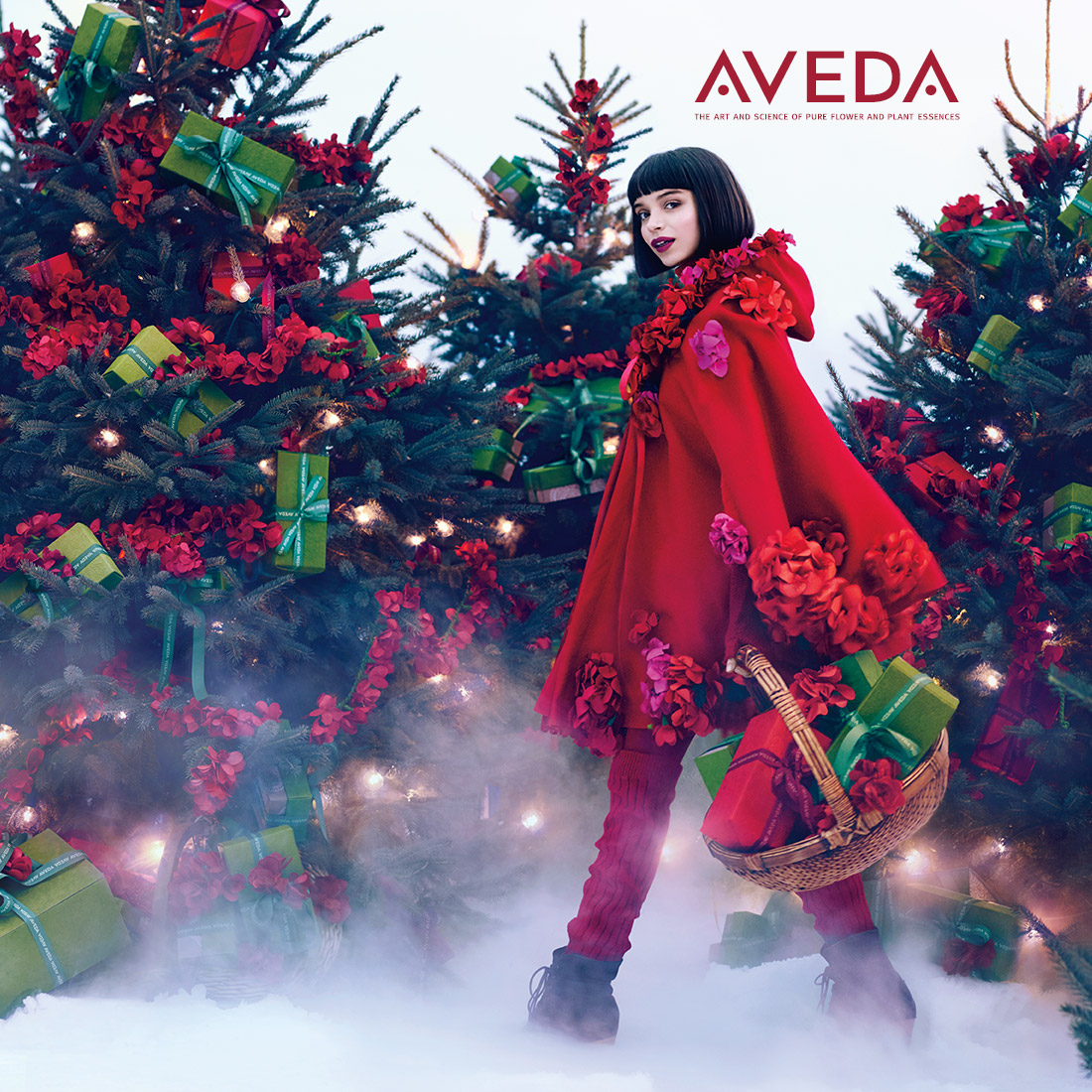 AVEDA POS Video - Brandoutloud